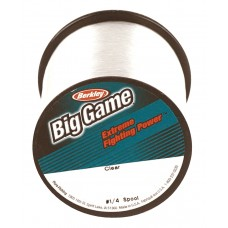 Леска Berkley Big Game Clear 0.56мм 400м