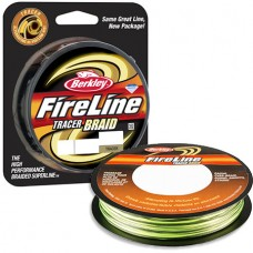 Плетеный шнур Berkley Fireline Braid Tracer 270m 0,45mm