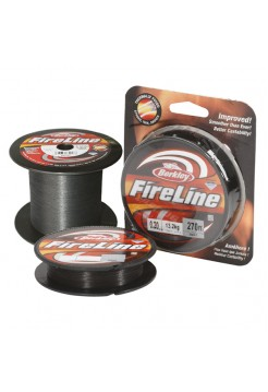 Плетеный шнур Berkley Fireline Smoke 270m 0,25mm
