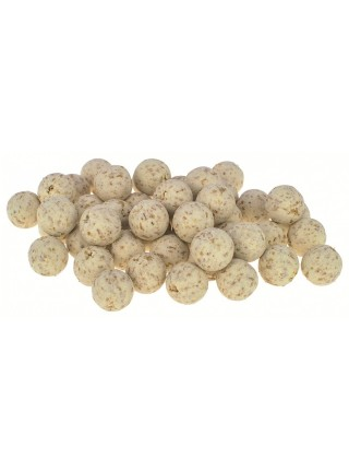 "Бойлы LORPIO Magic mini boilies ""Sinking Super Color"" White Halibut 12мм."